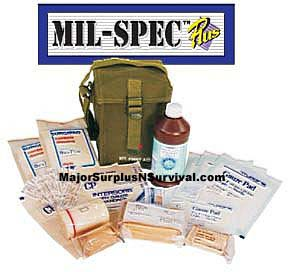 Platoon - Style First Aid Kit