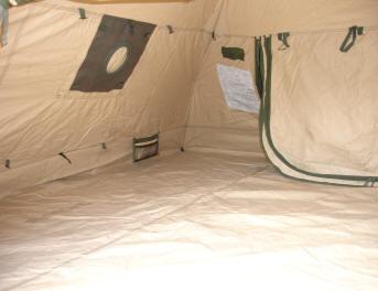 Soldier Crew Tent